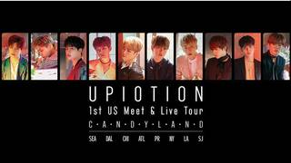 Upcoming K-Pop concert in Chicago: Up10tion