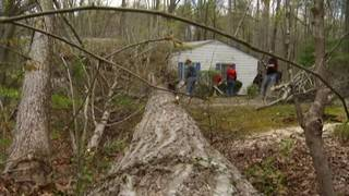 Officials begin storm damage assessment in Virginia