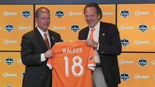 Dynamo, Dash name John Walker new president of business operations