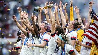 You need to follow every player on the U.S. Women's Soccer team on Instagram