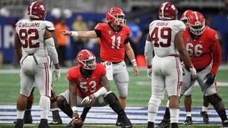 Georgia looking to avoid letdown in Sugar Bowl