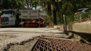 City officials hope new pipes will help drainage in Colonialtown