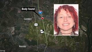 Missing woman's body dumped in Camden County marsh, deputies say