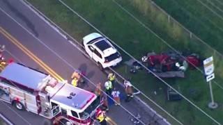 Winter Garden man dies in head-on crash on Avalon Road