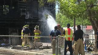 SAFD: Easter barbecue sparks garage fire