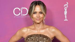 Halle Berry Shows Off Leafy Back Tattoo in Topless Pic