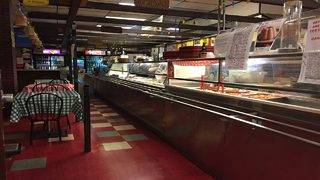 Large rat hides in meat slicer during re-inspection at Laurenzo's Italian Market