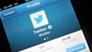Twitter is soaring as takeover talk resurfaces