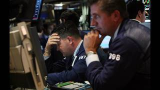 Dow sheds more than 1,100 points in two days as trade jitters rock Wall Street