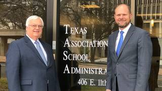 Alamo Heights ISD superintendent to serve as executive director of TASA