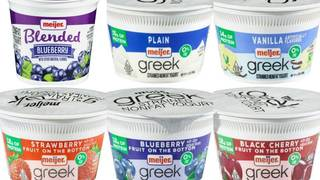 Meijer recalls Greek, low-fat yogurts due to risk of glass particles