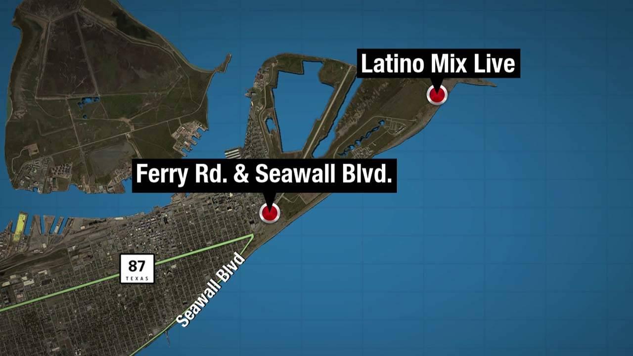 map of latino mix live walking distance