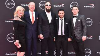 Astros take home ESPY for Best Team