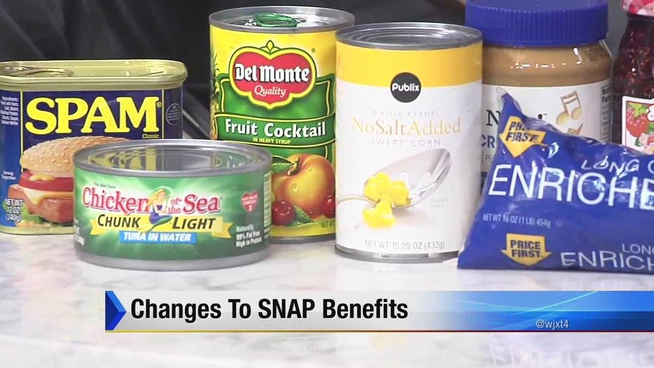 133m In Snap Benefits To Replace Food Destroyed In Hurricane