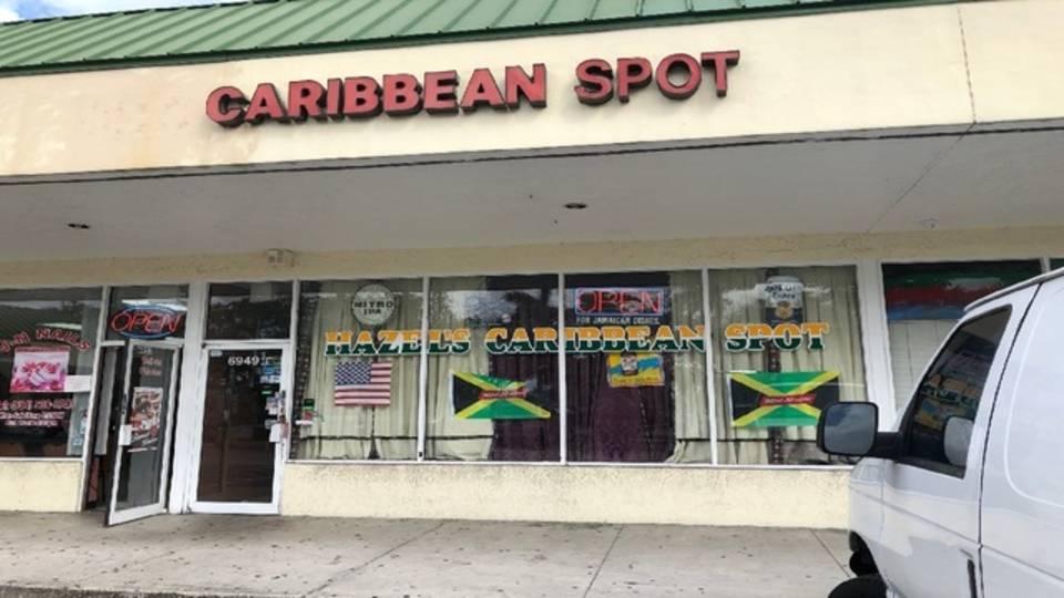 Caribbean Spot