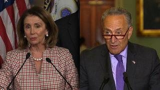 Trump to meet with Pelosi, Schumer over looming shutdown