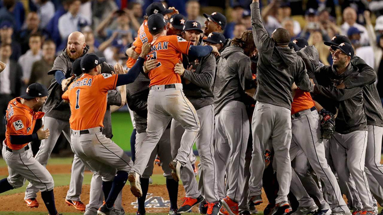 2b4445b926666 World champion Astros to visit White House on March 12