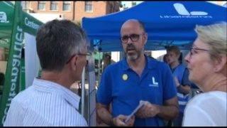 Roanoke native on the ballot for Swedish Parliament