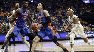 No. 22 Auburn reaches SEC tourney final, downs Florida 65-62