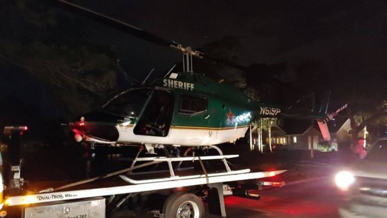 03-13-19 SJC Heli taken away