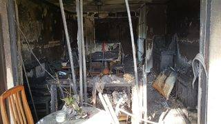 Rockledge condo fire sends one person to hospital, neighbors say