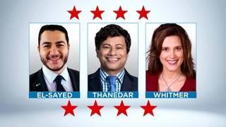 LIVE STREAM: Democratic candidates for Michigan governor debate in Detroit