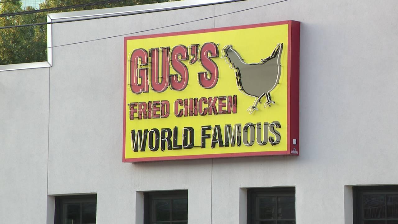 Gus's Fried Chicken - 1815 Washington Avenue
