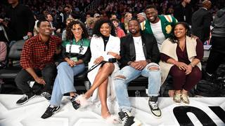 You can wear designer clothes owned by Dwyane Wade, Gabrielle Union