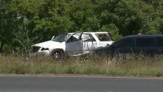 Drug paraphernalia seen scattered throughout car involved in deadly&hellip&#x3b;