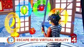 Escape into the world of virtual reality with Live In The D's Kila&hellip&#x3b;