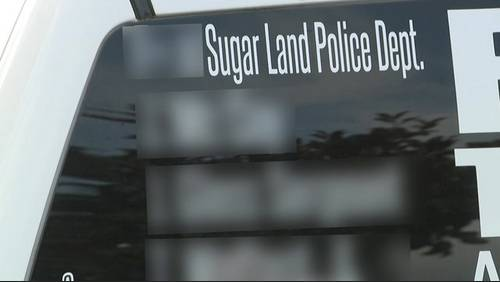 New stickers adorn 'F*** Trump' truck calling out Sugar Land police