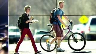 Sidewalk sharing: Who has the right of way on a sidewalk?