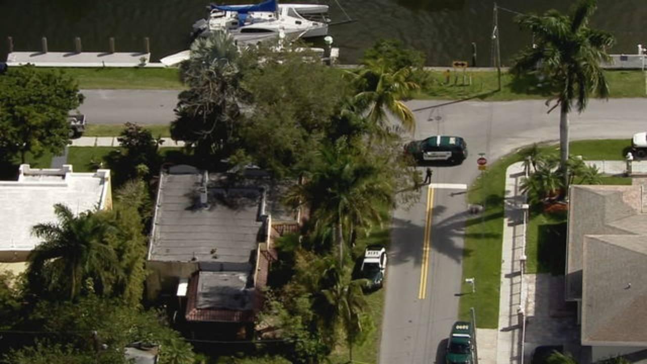 Sky 10 deputy-involved shooting Dania Beach