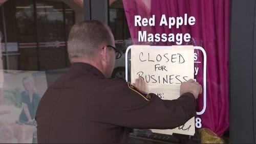 Massage therapists in Houston operating outside laws