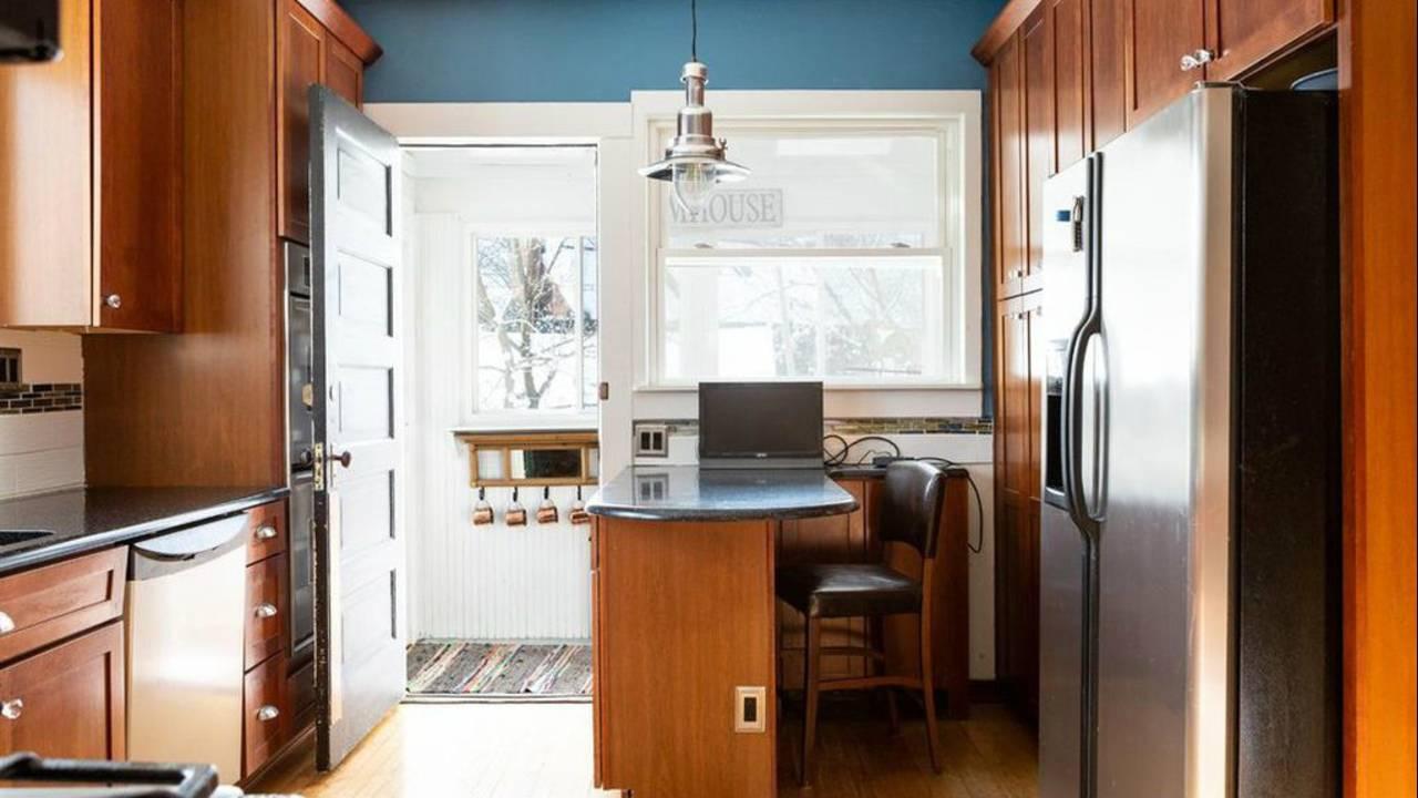2012 Washtenaw Ave kitchen view