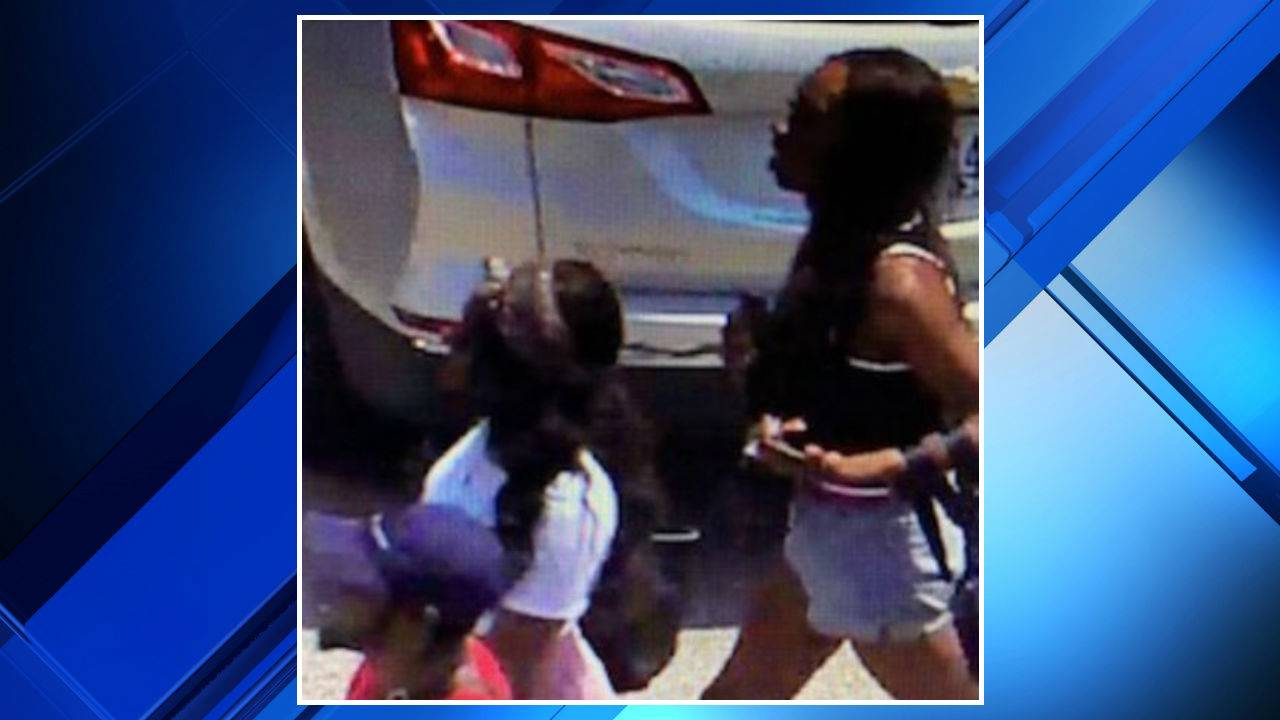 Partridge Creek mall robbers men dressed as women 1