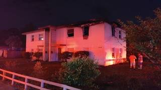 JFRD: Arlington apartment fire being investigated as possible arson