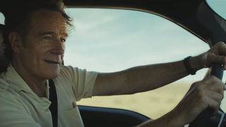 WATCH: Bryan Cranston stars in new 'Built Ford Proud' commercial