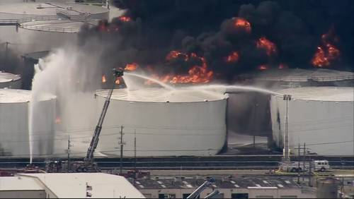 What are the legal ramifications after Deer Park chemical fire?