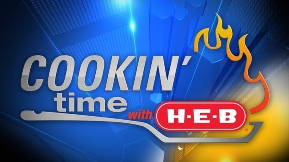 Cookin Time With H-E-B with trademark symbol_8761958