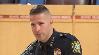 Miami-Dade County Public Schools swears in new police chief