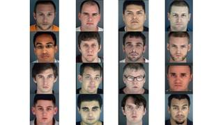 16 men sentenced in sex sting operation