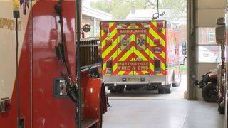 Martinsville Fire Department could soon be able to respond to more EMS calls