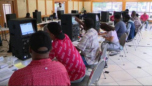 Mitsubishi brings innovative technology training to Acres Homes