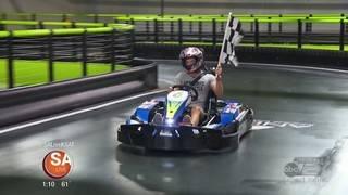 Big Adventure October: Andretti Indoor Karting & Games San Antonio