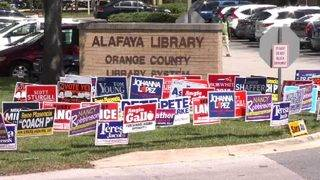 Voter turnout in Orange County surprisingly high
