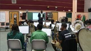 Jones High School concert choir, wind ensemble set to perform at Carnegie Hall