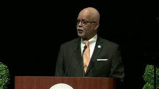 Wayne County Executive Warren Evans announces run for re-election