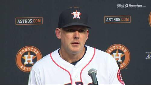 Astros losing streak: Top 5 things AJ Hinch had to say about recent struggles
