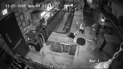 'Inchworm bandits' possibly linked to another Houston area restaurant burglary